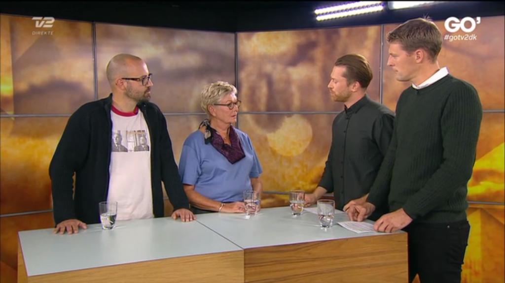 Hanne Tranberg svarer på spørgsmål ift. at være pårørende
