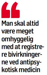 2014 01 17 Fup og Fakta omkring psykofarmaka Registrer bivirkninger