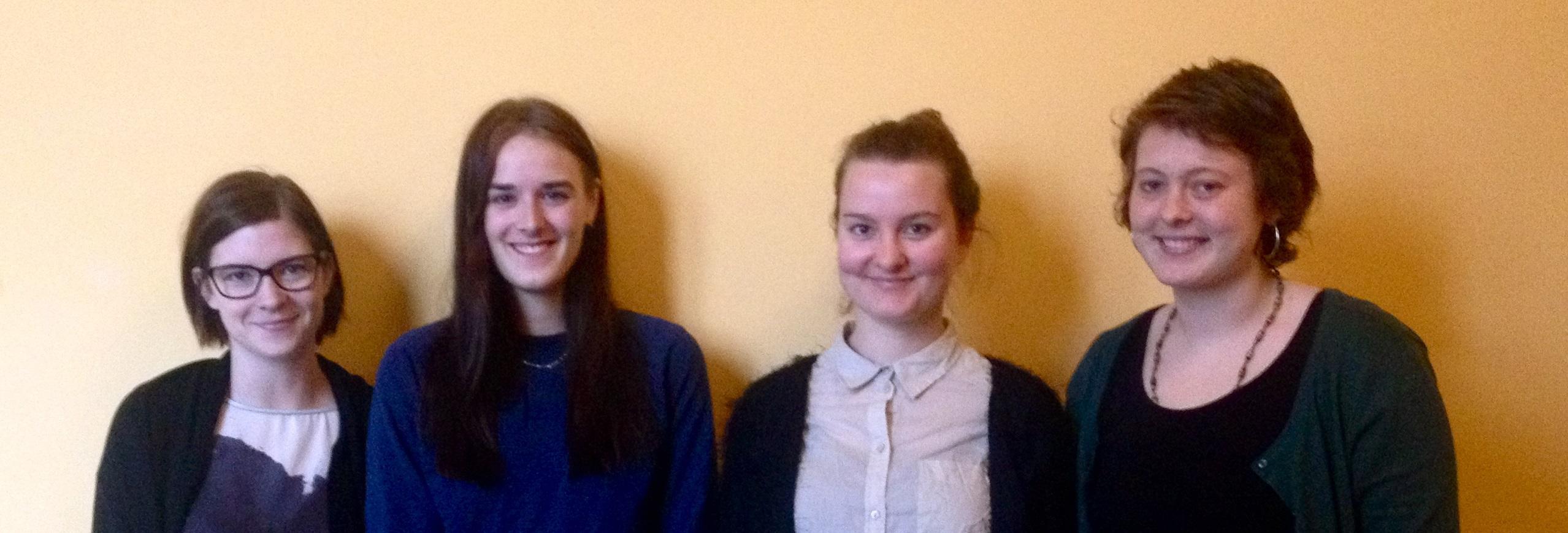 4 antropologistuderende søger unge under 30 med erfaring med depression og kontanthjælpssystemet 1