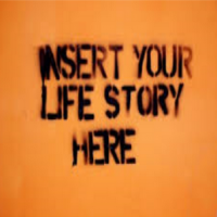 Insert your life story here