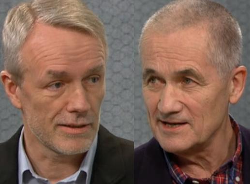 VIDEO: DR2-debat | Peter Gøtzsche og Poul Videbech