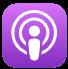Podcast Apple Itunes logo